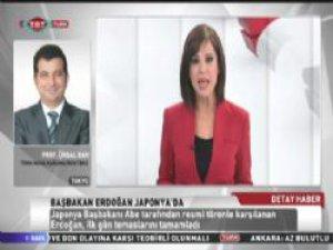 Prof. Dr. Ünsal Ban'dan Türk iş adamlarına Japonya çağrısı!
