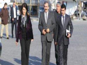 BDP ve HDP, Efkan Ala Görüştü