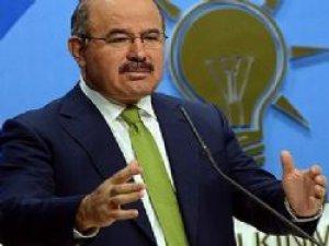AK Parti sözcüsü Hüseyin Çelik'ten açıklama