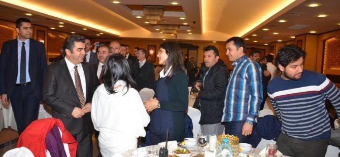 KAYSERİ KAYSERİ OLALI BÖYLE ''DÜZGÜN'' VALİ GÖRMEDİ