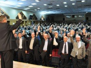 Eğitim-Bir-Sen ve Memur-Sen Genel Başkanı Ahmet Gündoğdu: