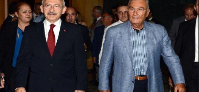 Baykal ve Kemal Kılıçdaroğlu görüştü!