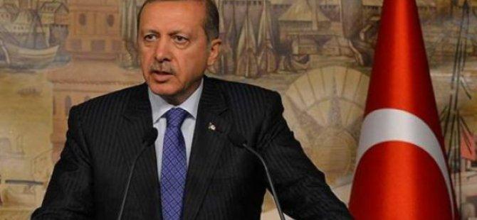 Dolmabahçe'de Başbakan Erdoğan Cemaat'e sahip çıkmış!
