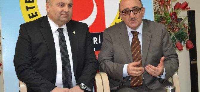 Emniyet Müdürü Aydın Kayseri'de 2.5 ton esrar ve 150 kilo eroin