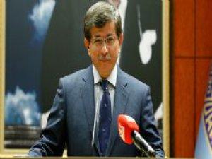 Ahmet Davuoğlu: 'Buna müsade etmeyiz'