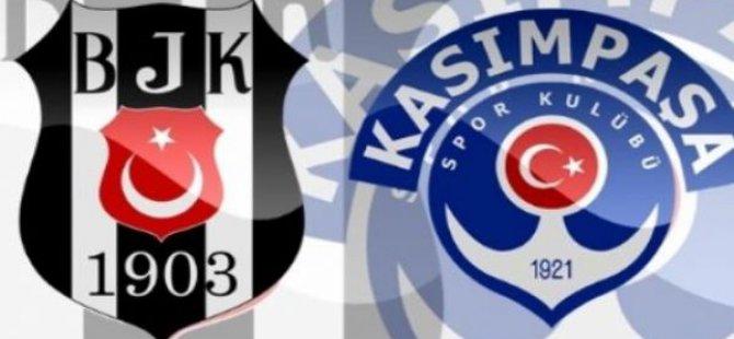Beşiktaş Kasımpaşa maçı tekrar oynanacak mı? TFF kararı