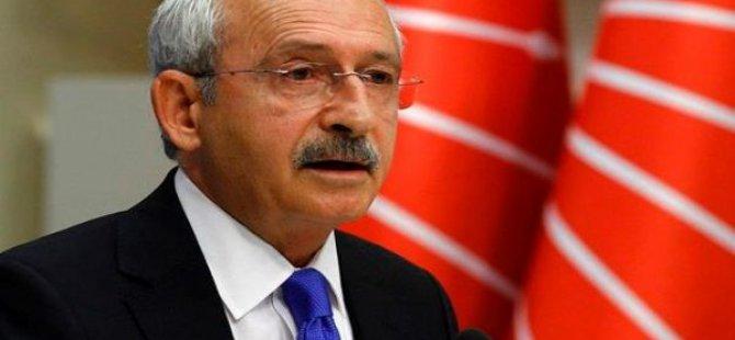 Kemal Kılıçdaroğlu'ndan HSYK düzenlemesine tepki!