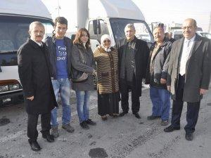 KAYSERİ MHP BAŞKAN ADAYLARI GALERİCİLER SİTESİNDE