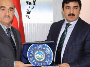 Kardeş Azerilerden Ziyaret