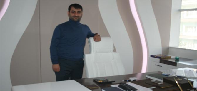UDE Yapı Ve İnşaat Yönetim Kurulu Başkanı Ümüt Özsoy Röportaj