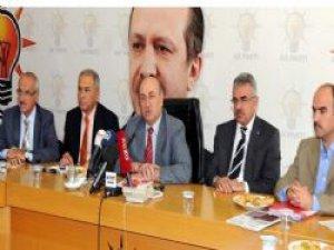AK Parti'de toplu istifa depremi!
