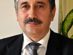 DP İL BAŞKANI: DEMOKRAT PARTİ ŞAHLANIYOR