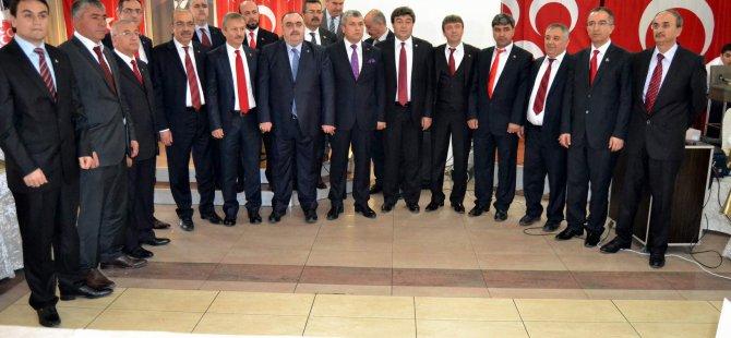"""""""KAYSERİ'DE 3 HİLALİ ERCİYES'İN TEPESİNE DİKECEK GÜÇTEYİZ"""""""