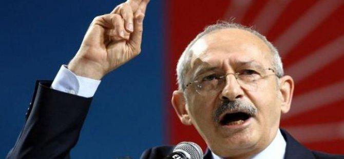 Kemal Kılıçdaroğlu: Devlet Çöktü!