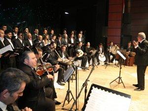Kayseri'de Huzur Dolu Konser