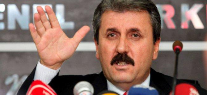 AK Parti'den istifa eden vekilleri BBP'ye geçecek!