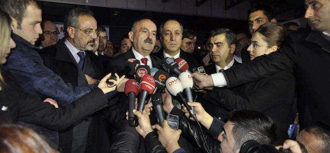Sağlık Bakanı Müezzinoğlu Kayseri'de