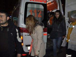 Kayseri'de Organizede 32 kişi zehirlendi