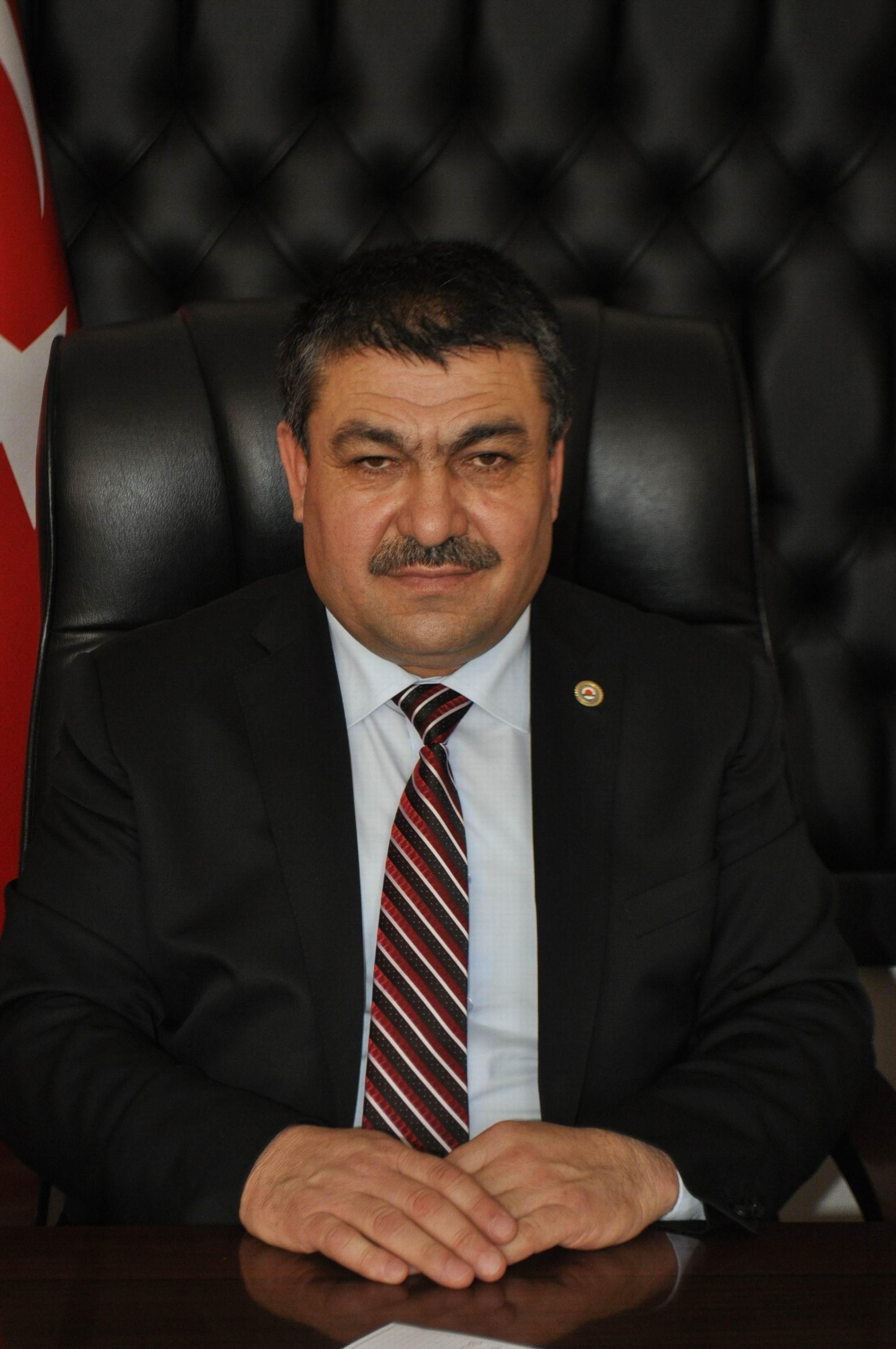 """""""ÜLKEMİZDEKİ KURAKLIKTAN KAYSERİ'DE ETKİLENMEKTEDİR"""""""