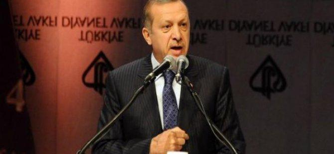 Başbakan'dan Gülen hareketine gönderme