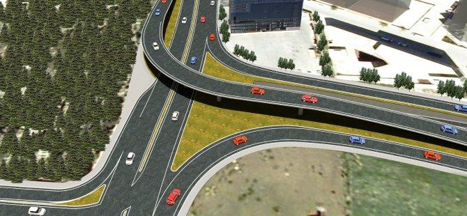 Özhaseki,şehir içi trafiğinin bu projelerle rahatlayacağını kaydetti