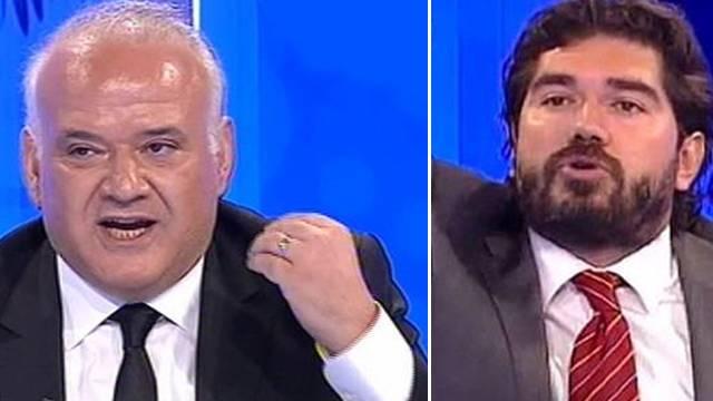 Ahmet Çakar Ve Rasim Ozan İddiaya Girdi - VİDEO