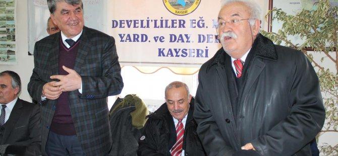 Mustafa Yıldız oylarınızı bekliyorum