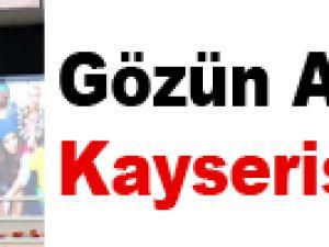 Gözün Aydın Kayserisporlu