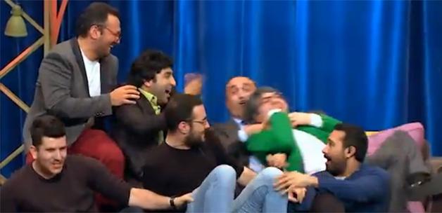 Abdurrahim Albayrak izleyicileri kırdı geçirdi - VİDEO