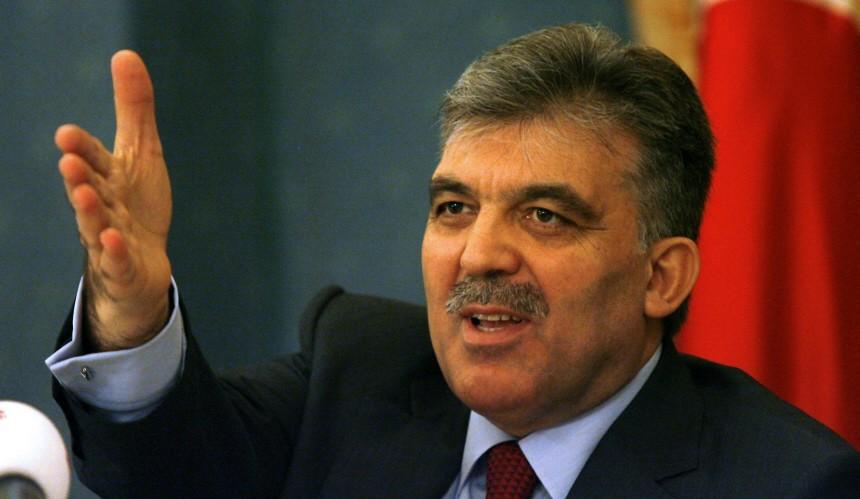Cumhurbaşkanı Gül'den Türbülans Benzetmesi - VİDEO