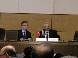 """""""Sosyal Güvenlikte Güncel Gelişmeler"""" konulu seminer gerçekleştirildi"""
