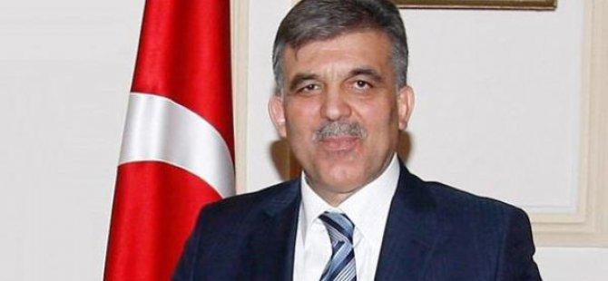 Cumhurbaşkanı Gül'den şehide saygı!
