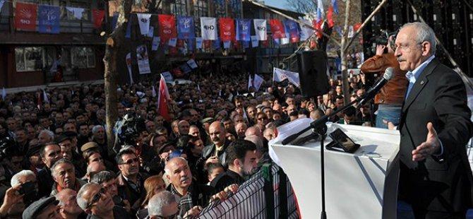 Kılıçdaroğlu'ndan yolsuzluk ve rüşvet açıklamaları
