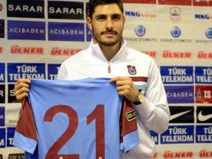 Trabzonspor'un yıldızına o suru soruldu