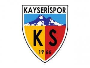 KAYSERİSPOR'DAN KAYSERİ ERCİYESSPOR'A