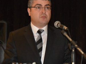 MMO Kayseri Şube Başkanı Ersin Fener Enerji Verimliliği Kanunu Açıklaması