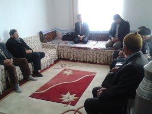 Saadet Partisi Hacılar Belediye Başkan Adayı Karpuzsekisi ziyareti