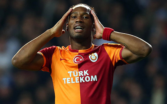 Drogba, G.Saray'dan gidiyor! - VİDEO