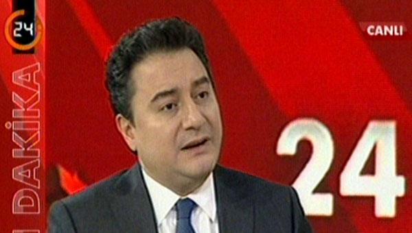 Ali Babacan: Sermaye hareketlerine kısıtlama yok
