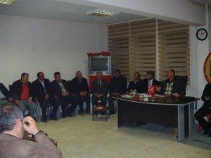 Cenabı Allah Boyacı Ekrem Özmen'în oğluna Belediye başkanlığı nasip etti