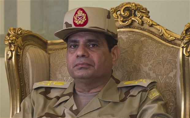 Sisi Cumhurbaşkanlığı adaylığını açıkladı!