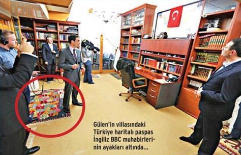 EMEKLİ VAİZ TÜRKİYE'Yİ BBC'NİN AYAĞINA PASPAS YAPTI