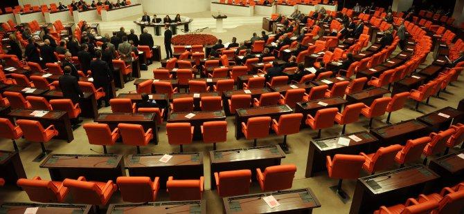 Demokratikleşme paketi Mecliste