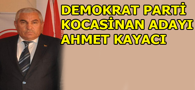 Ahmet Kayacı