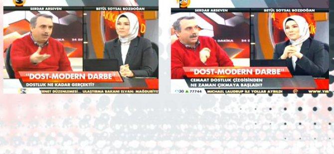 Rahmetli Erbakan Hoca büyük resmi herkesten önce görmüştü