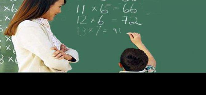 10 Bin öğretmen ataması yapıldı