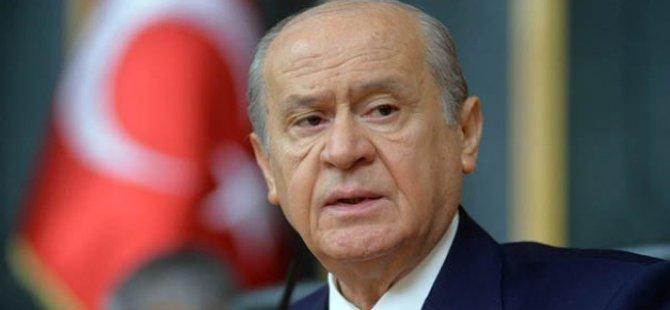Önümüzde Türk milleti ve MHP adına zorluklarla dolu bir dönem vardır