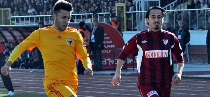 GAKKOŞLAR KAYSERİSPOR'A ACIMADI:3-0