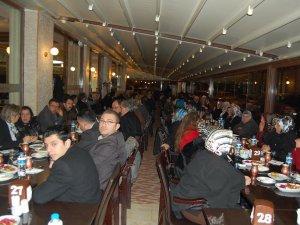 Palancıoğlu ilçe teşkilatının eski başkan ve üyeleriyle biraraya geldi