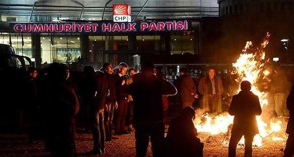 CHP İlçe Adayları Belli Oldu, Ortalık Karıştı